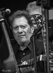 John Platania (Mark Holt Photography - 6 Million Views (Thanks) Tags: johnplatania vanmorrison feisfestival liverpool guitarist musician blackandwhite monochrome portrait