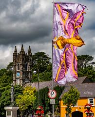 Colourful-flag_DSC7093 (Mel Gray) Tags: wildatlanticway bantry ireland westcork countycork