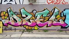 Dsel... (colourourcity) Tags: streetartaustralia streetart streetartnow graffiti melbourne burncity awesome letters burner notforlikes colourourcitymelbourne colourourcity original dsel
