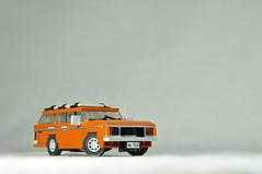 1977 Ford Granada Mk1 (08) (Mateusz92) Tags: lego moc afol zbudujmy car ford granada mk1