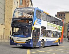 SN56AWG Stagecoach Liverpool 19037 (martin 65) Tags: pronto mmc liverpool merseyside nottinghamshire mansfield e400 enviro enviro400 400 road transport public stagecoach group bus barrow buses vehicle
