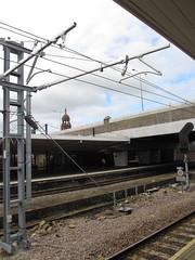 B438c Bolton (61379 Mayflower) Tags: railway railways electrification