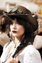 OKIMG_6641 (taymtaym) Tags: comics steampunk steam punk steampunkitalia cosplayer cosplayers costumes romics 2018 cosplay fall autunno costume costumi girl lady cowgirl