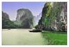 Quảng Ninh VN - Hạ Long Bay 17 (Daniel Mennerich) Tags: hạlongbay limestone karsts vietnam