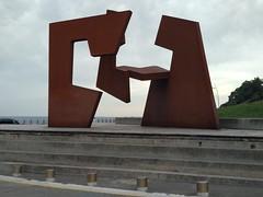 2018-10-11 09.54.32 (albyantoniazzi) Tags: sansebastián paisvasco basquecountry spain europe travel donostia chillida art sculpture