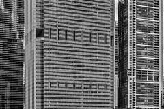 Facades / Chicago (Götz Gringmuth-Dallmer Photography) Tags: facades chicago modern architecture blackandwhite bw