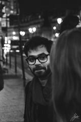 DSCF3266 (Shazaan Hyder) Tags: gauran paris fujifilm xt2 travel europe portrait candid monochrome blackandwhite bw