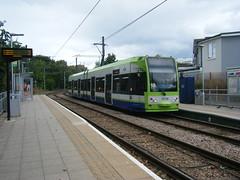 Croydon tram No. 2534. (johnzebedee) Tags: tram transport publictransport croydon surrey johnzebedee tfl bombardier