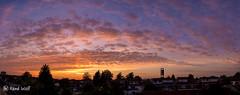 Zonsondergang (RWFOTO.NL) Tags: cloudporn clouds weather sunset wwwrwfotonl weer zonsondergang renewolffotografie wolken xt3
