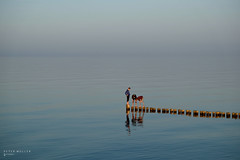 Evening mood at the Baltic sea (petermüller21) Tags: