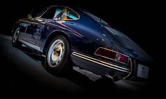 BLUE (Dave GRR) Tags: porsche blue toronto auto show 2018 sportcar exoticcar exotic retro classic vintage olympus
