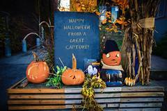 Happy Halloween! (A Great Capture) Tags: autumn fall october halloween happyhalloween canon eos 6d mark ii ef2470mm pumpkin jackolantern