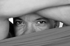 Reginaldo # 29 In Your Eyes (just.Luc) Tags: man male homme hombre uomo mann portret portrait ritratto retrato porträt face gezicht visage gesicht eyes ogen yeux augen occhi olhos ojos bn nb zw monochroom monotone monochrome bw