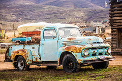 The American Road (Thomas Hawk) Tags: america usa unitedstates unitedstatesofamerica utah truck fav10 fav25