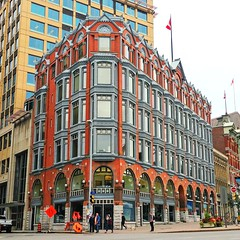 Central Chambers National Historic Site of Canada (Will S.) Tags: mypics architecture building queenannerevivalstyle ottawa ontario canada