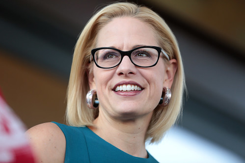 From flickr.com: Kyrsten Sinema {MID-323986}