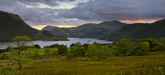 It's been a while (paul.mcgreevy) Tags: select sunset lake district ullswater glenridding skies clouds colour mountains autumn