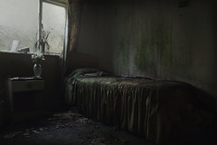 The Monsters Under My Bed (andre govia.) Tags: abandoned andregovia decay decayed derelict down decaying decayedbuildings demo dead buildings bed best photos creepy closed ghosts englend explore ue urbanexploration uebex scenedead