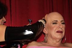 June 2018 (Patrice Bailey) Tags: cd crossdress crossdresser crossdressing ts tv tg tranny tgirl tgurl gurl bald shaving makeup