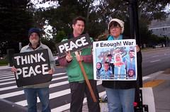 100_2699 (Haight Ashbury Neighborhood Peace Vigil) Tags: haight ashbury peace vigil iran iraq afganhistan syria yemen war moratorium golden gate park panhandle san francisco september 2018