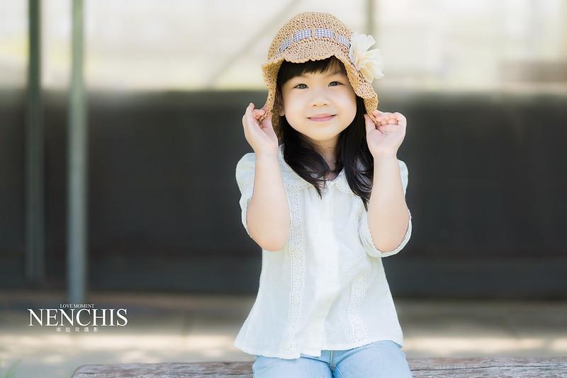 necnhis,兒童寫真,台中赤腳ㄚ生態農場,南起司,親子寫真