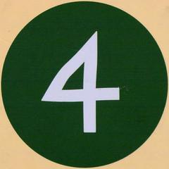 number 4 (Leo Reynolds) Tags: xleol30x squaredcircle panasonic lumix fz2000 4 four sqset146 onedigit number xsquarex xx2018xx