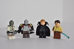 Legends (WG Productions) Tags: lego starwars star wars minifigs minifigures moc figbarf trooper sith jedi tanno vik companion swtor old republic darth bane rule two reborn reincarnated emperor palpatine empire kyle katarn academy knight sidious war new order
