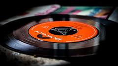 Schallplatte (A.K. 90) Tags: urbex urban lostplace abandoned makro old alt schallplatte musik music red black rot schwarz e18135mmf3556oss sonyalpha6000