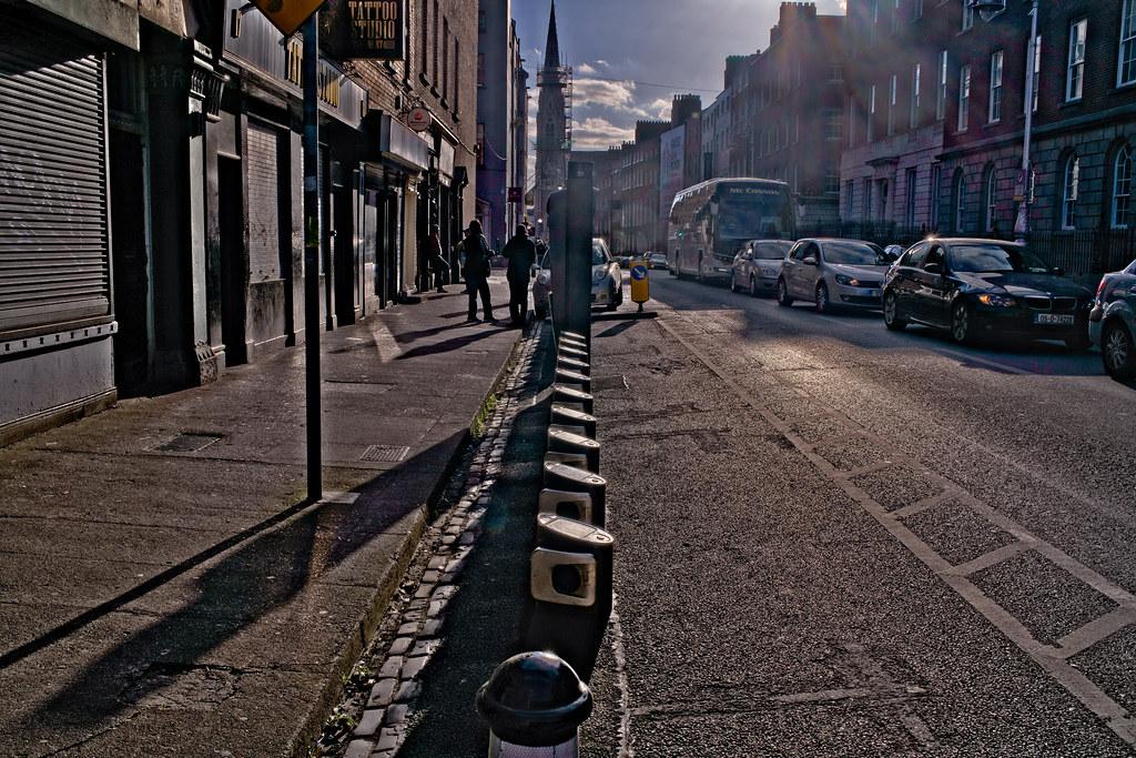 DUBLINBIKES DOCKING STATION 59 [GREAT DENMARK STREET]-144958