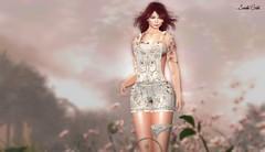 Kami (Sannita_Cortes) Tags: argrace cae glamaffair ikon juna kom lelutka maitreya posefair theevent beauty fashion female necklace pantoutfits shorts secondlife sl styles virtualworld virtual virtualfashion