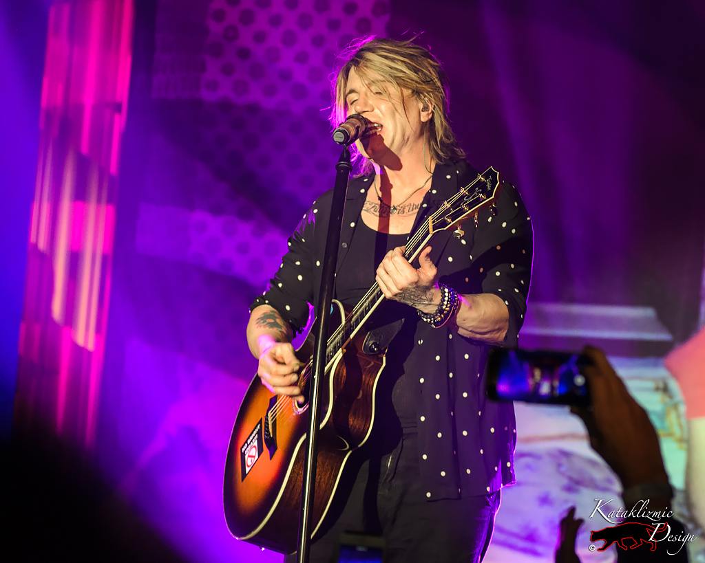 Goo Goo Dolls Celebrate 2 Decades in Phoenix | Burning Hot
