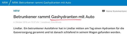 """WZ erfindet """"Gas-Hydrant"""" - Hoffentlich nimmt die Feuerwehr den nicht zum Löschen! • <a style=""""font-size:0.8em;"""" href=""""http://www.flickr.com/photos/77921292@N07/45097451131/"""" target=""""_blank"""">View on Flickr</a>"""