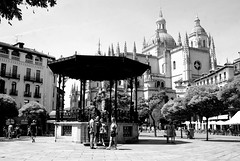 07-10-2018 Plaza Mayor Segovia. (morenogarcia68) Tags: salamanca