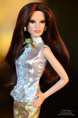 Barbie doll Black Label Basics Model № 14 (Lindi Dragon) Tags: doll barbie mattel louboutin basics