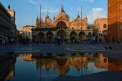 Basilique St Marc (cheyennemercier) Tags: reflexion photo church beautiful