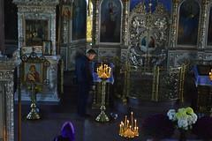 _DSC4590 (Aris_Totel) Tags: orthodoxy church architecture faith people saint light sunray window monastery chapel kirk father candles