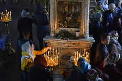 _DSC4579 (Aris_Totel) Tags: orthodoxy church architecture faith people saint light sunray window monastery chapel kirk father candles