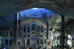 _DSC4575 (Aris_Totel) Tags: orthodoxy church architecture faith people saint light sunray window monastery chapel kirk father