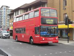 LX04FXB Romford 20-9-18 (marktriumphman) Tags: london romford transbus trident statford