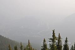 BRB_2985esn c (b.r.ball) Tags: brball banff banffnationalpark alberta canada mountains banffgondola sulfermountain bcfiresmoke