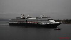 Eurodam, Tugboat Charles H Cates IV, Van. BC 2018-09-07 F IMG_5851 (acturpin) Tags: eurodam tugboatcharleshcatesiv vanbc