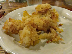 Hash Brown Casserole. (dccradio) Tags: lumberton nc northcarolina robesoncounty indoor indoors inside crackerbarrel oldcountrystore food breakfast meal eat lunch dinner potatoes hashbrown hashbrowncasserole plate restaurant october fall autumn monday evening samsung galaxy smj727v j7v cellphone cellphonepicture
