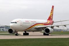 Airbus A330 Hainan Airlines B-8016 (NTG842) Tags: airbus a330 hainan airlines b8016