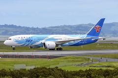 B-2733 B788 CHINA SOUTHERN NZAA (Sierra Delta Aviation) Tags: china southern boeing b787 auckland airport nzaa b2733