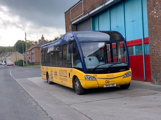 Go North East AD122 636 / NK61 FMD