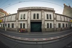 CARL NEUBURGER & COMP. (José L.Gutiérrez) Tags: nikon d7100 reflex mirror panorama people fisheye building vienna austria architecture 10mm