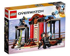 LEGO Overwatch 75971 - Hanzo vs.Genji (THE BRICK TIME Team) Tags: lego brick 2019 overwatch