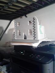 1920s WIP build (Crazy crownie guy) Tags: lego 1920s city modern wip