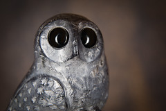 O is for Owl (Robin Penrose) Tags: 201812 macro o owl soapstone carving monday macromondays vowel project365 365the2018edition