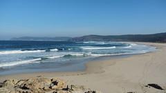 De Rostro a Fisterra (Roteiros Galegos) Tags: camiñodosfaros praiaderostro praiadearnela castromiñán fisterra costadamorte cabodefisterra farodefisterra sendeirismo senderismo trekking galicia